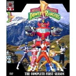 Mighty Morphin Power Rangers (Versão Econõmica)