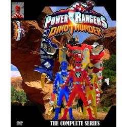 Power Rangers Dino Trovão (Versão Econômica)