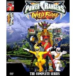 Power Rangers Força Animal (Versão Econômica)