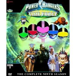 Power Rangers Força do Tempo (Versão Econômica)