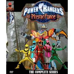 Power Rangers Força Mística (Versão Econômica)