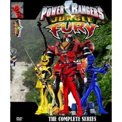 Power Rangers Fúria da Selva (Versão Econômica)