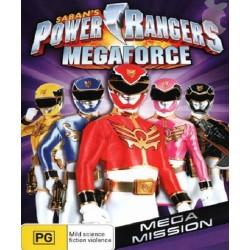 Power Rangers MegaForce (Versão Econômica)