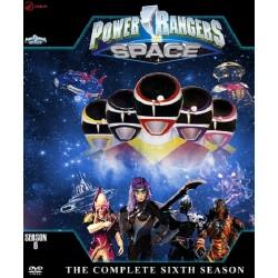 Power Rangers no Espaço (Versão Econômica)
