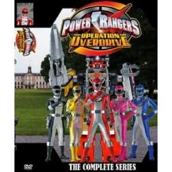 Power Rangers Operação Ultraveloz (Versão Econômica)