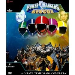 Power Rangers Resgate na Velocidade da Luz (Versão Econômica)