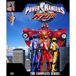 Power Rangers RPM (Versão Econômica)