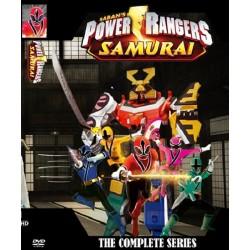 Power Rangers Samurai (Versão Econômica)