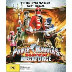 Power Rangers Super MegaForce (Versão Econômica)