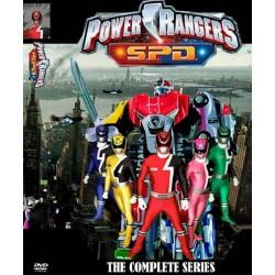 Power Rangers Super Patrulha Delta (Versão Econômica)