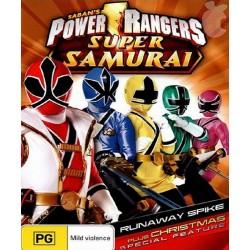 Power Rangers Super Samurai (Versão Econômica)