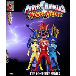 Power Rangers Tempestade Ninja (Versão Econômica)