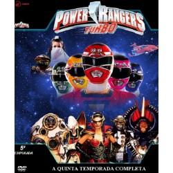 Power Rangers Turbo (Versão Econômica)