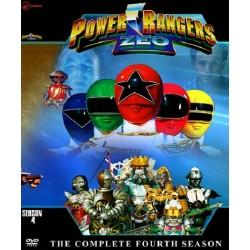 Power Rangers Zeo (Versão Econômica)