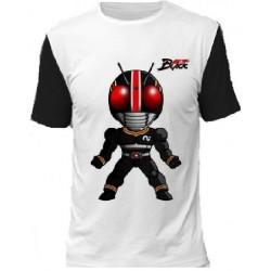 Camiseta Kamen Rider Black - Modelo 02