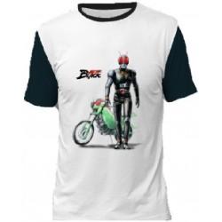 Camiseta Kamen Rider Black - Modelo 01