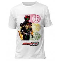 Camiseta Kamen Rider OOO (Ozu) - Modelo 01