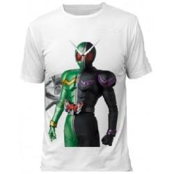 Camiseta Kamen Rider W - Modelo 01
