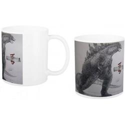 Caneca Godzilla - Modelo 01