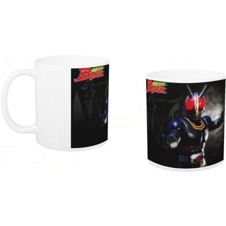 Caneca Kamen Rider Black - Modelo 01