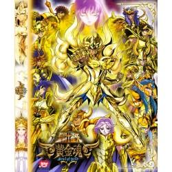 Os Cavaleiros do Zodíaco: Alma de Ouro (Versão Econômica)