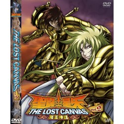 Os Cavaleiros do Zodiaco: The Lost Canvas (Versão Econômica)