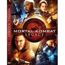 Mortal Kombat Legacy 1º Temporada (Versão Econômica)