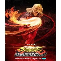 Street Fighter: Resurrection (Versão Econômica)