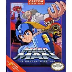 Mega Man A série animada (Versão Econômica)