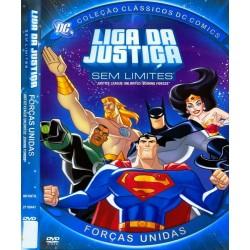 Liga da Justiça sem Limites (Versão Econômica)