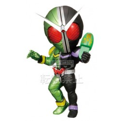 Kamen Rider W Cyclone Joker World Collectable Figure - KR008