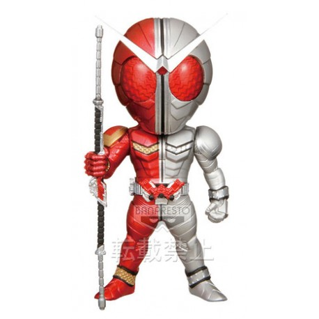 Kamen Rider W Luna Trigger World Collectable Figure - KR005