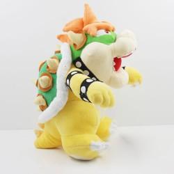 Boneco Pelúcia Koopa Bowser - Super Mario - Nintendo