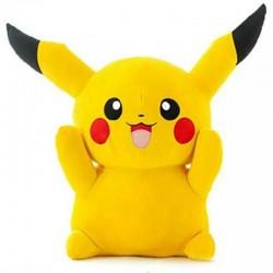 Boneco Pelúcia Pokemon Pikachu- 15CM
