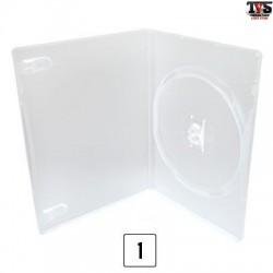 Box Estojo e Encarte para séries de até 1 DVD