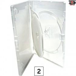 Box Estojo e Encarte para séries de até 2 DVDs