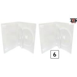 Boxes Estojos e Encartes para séries de até 6 DVDs