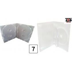 Boxes Estojos e Encartes para séries de até 7 DVDs