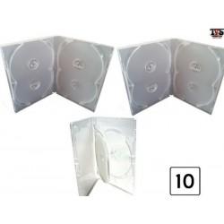 Boxes Estojos e Encartes para séries de até 10 DVDs