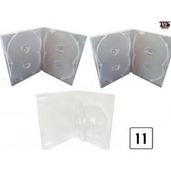 Boxes Estojos e Encartes para séries de até 11 DVDs