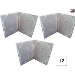 Boxes Estojos e Encartes para séries de até 12 DVDs