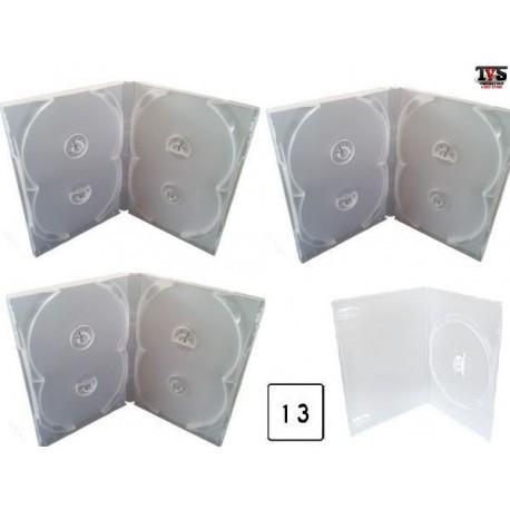 Boxes Estojos e Encartes para séries de até 13 DVDs