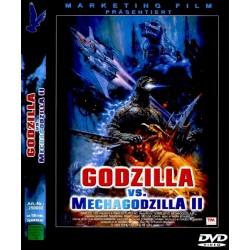 Filme: Godzilla  Mechagodzilla II 1993 (Digital)