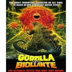 Filme: Godzilla vs. Biollante 1989 (Digital)