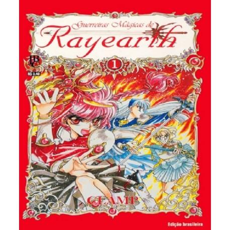 Guerreiras Mágicas de Rayearth(Versão Econômica)