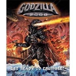 Filme: Godzilla 2000 (Digital)