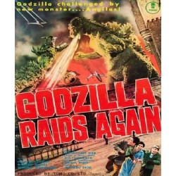 Filme: Godzilla Raids Again (Digital)
