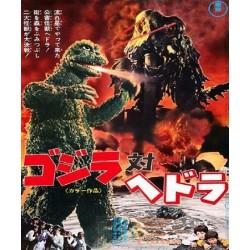 Filme: Godzilla vs Hedorah 1971 (Digital)
