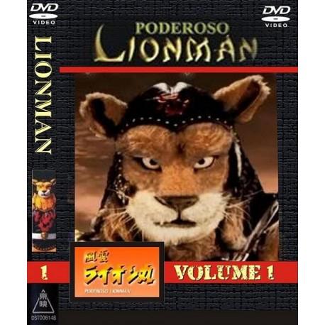 Lion Man Laranja (Digital)