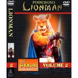Lion Man Laranja (Versão Econômica)